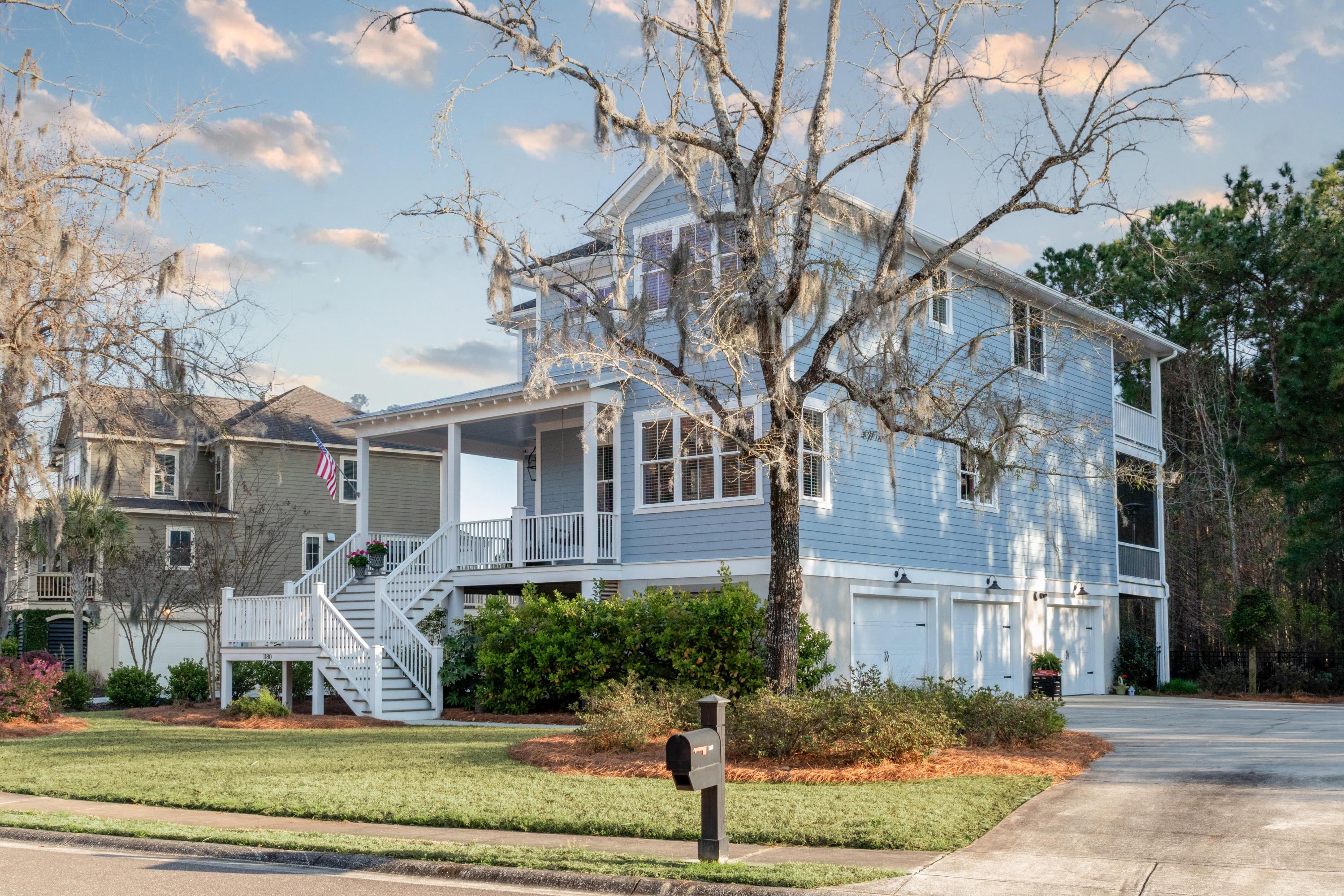 Beresford Creek Landing Homes For Sale - 1180 Rivershore, Charleston, SC - 33
