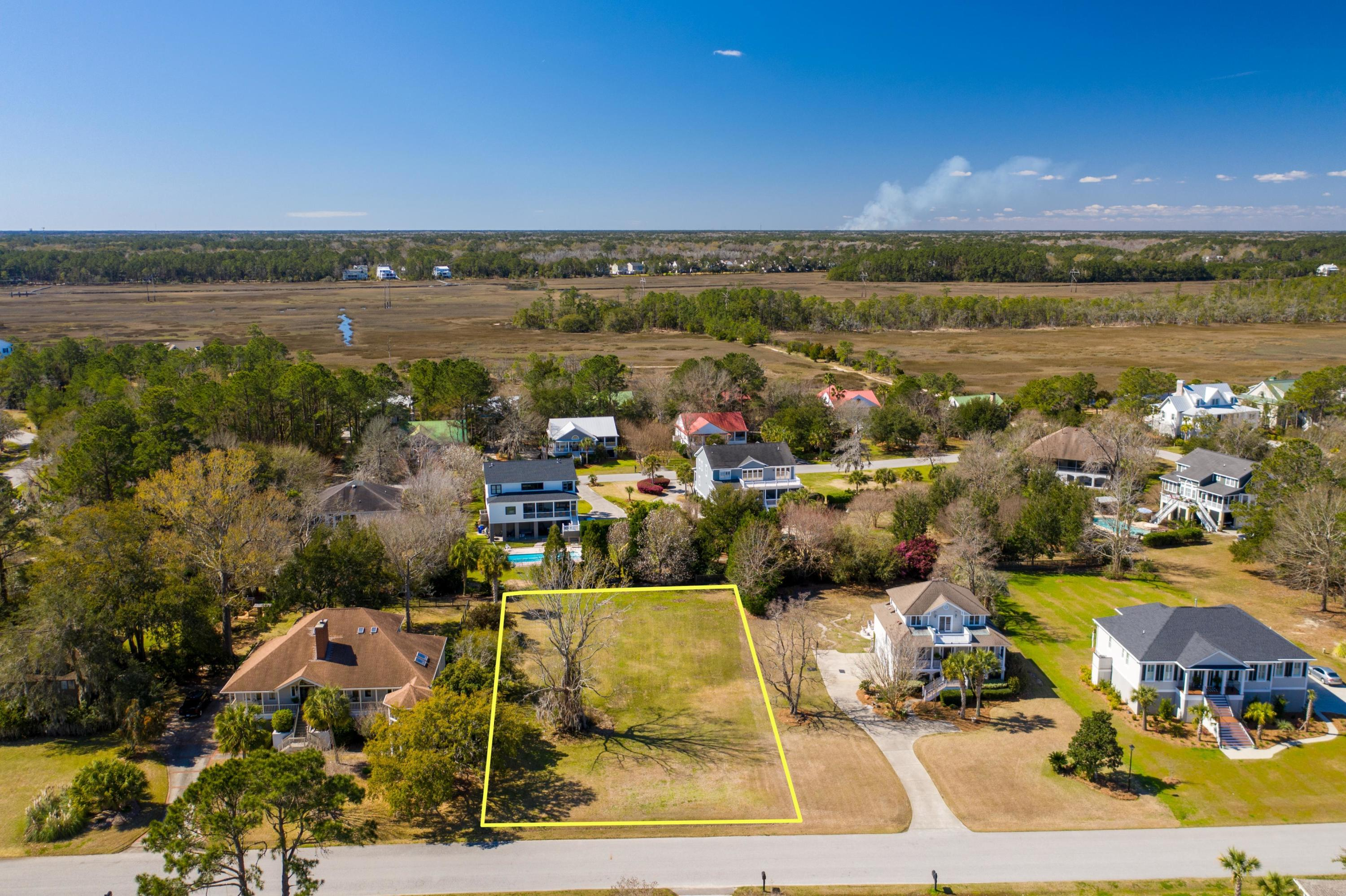 Lot 52 Headquarters Plantation Drive Johns Island, SC 29455