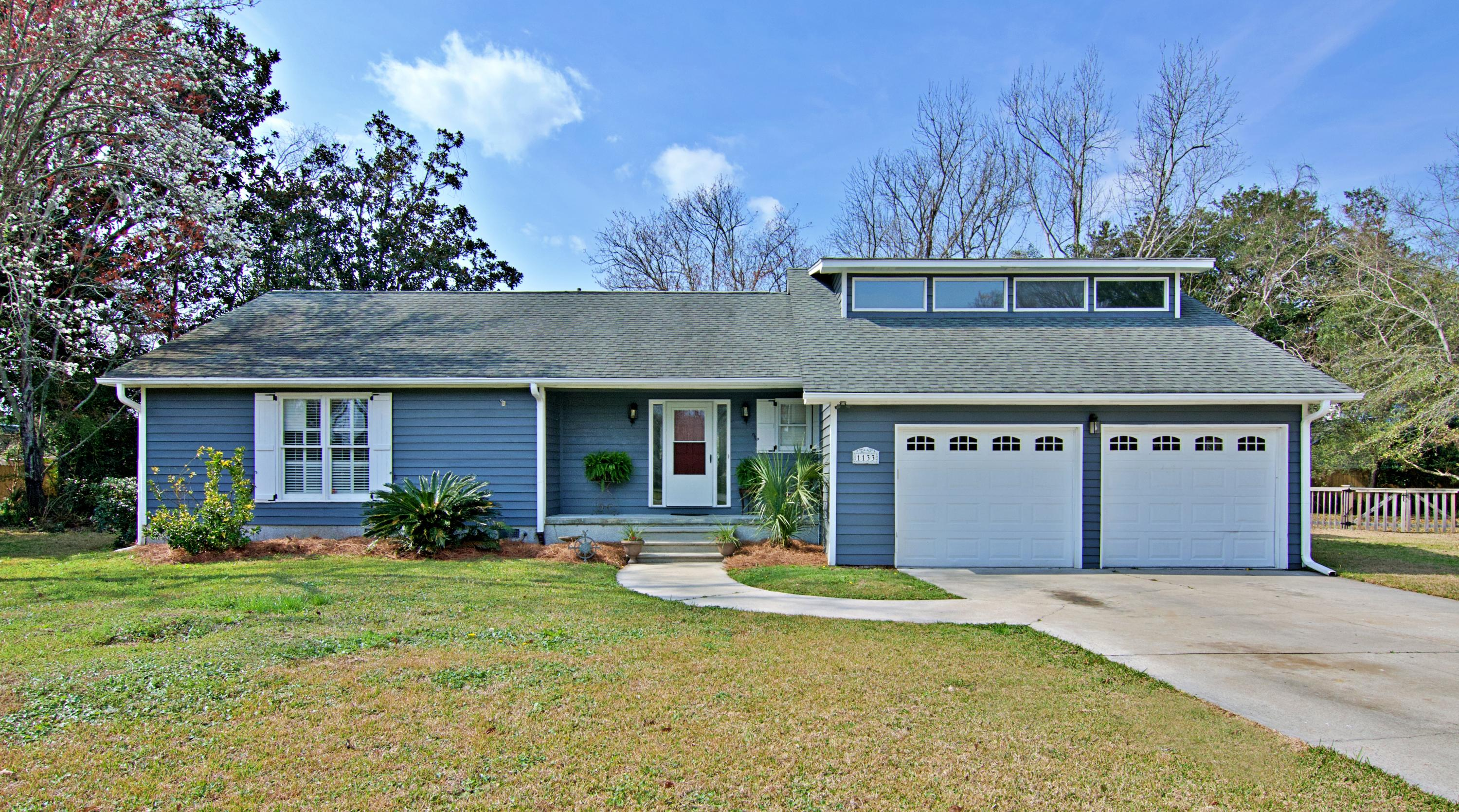 1133 Yorktown Court Mount Pleasant, SC 29464