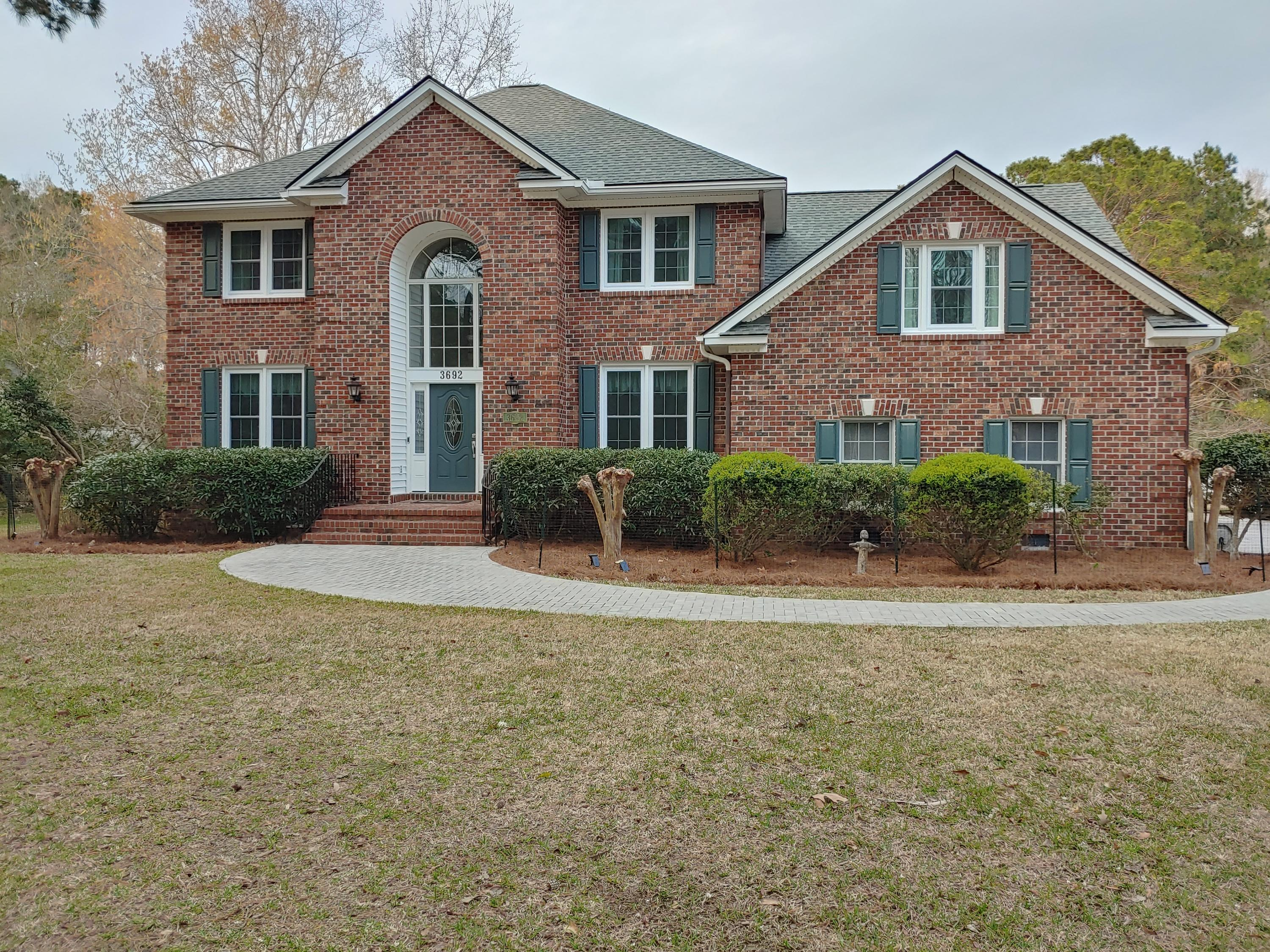 3692 Colonel Vanderhorst Circle Mount Pleasant, SC 29466