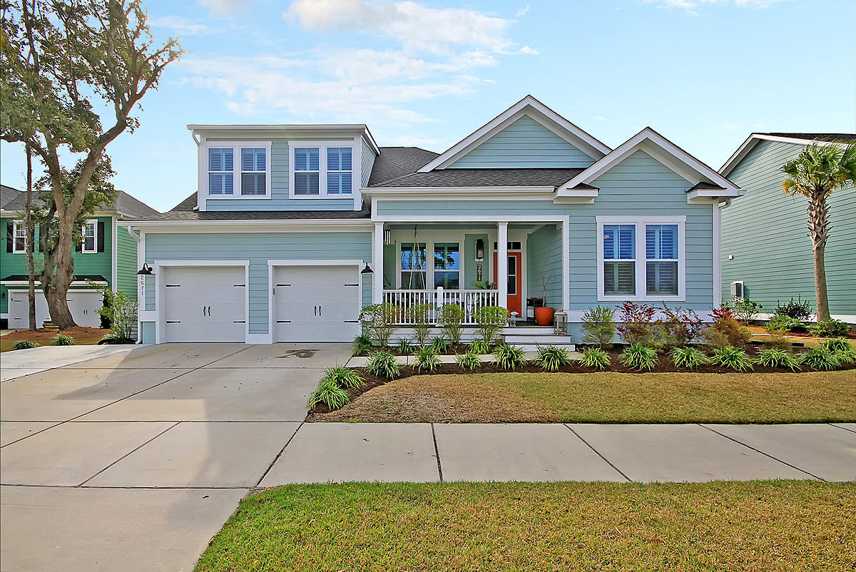 2671 Battle Trail Drive Johns Island, SC 29455