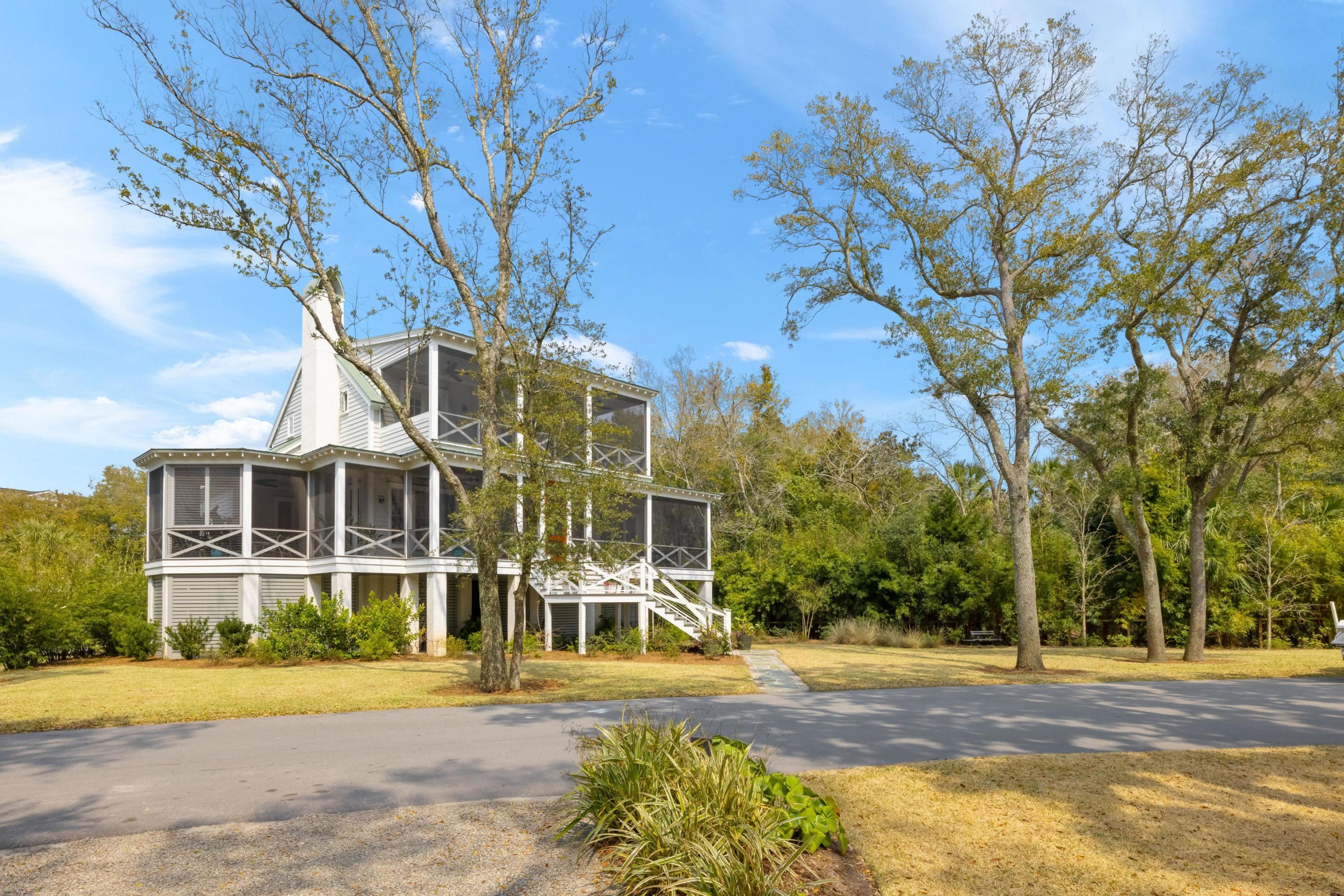 Old Village Homes For Sale - 201 Haddrell, Mount Pleasant, SC - 22