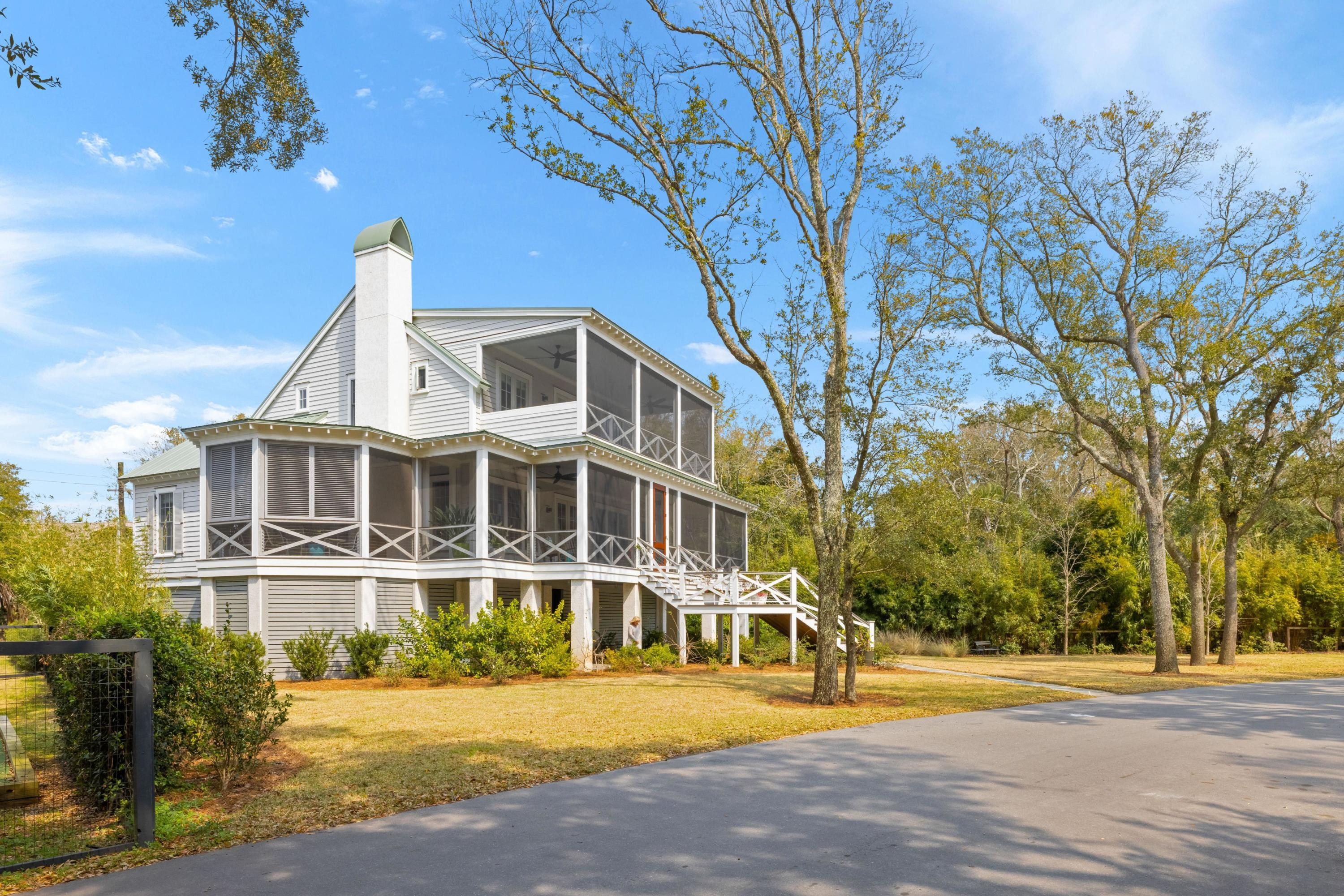 Old Village Homes For Sale - 201 Haddrell, Mount Pleasant, SC - 30