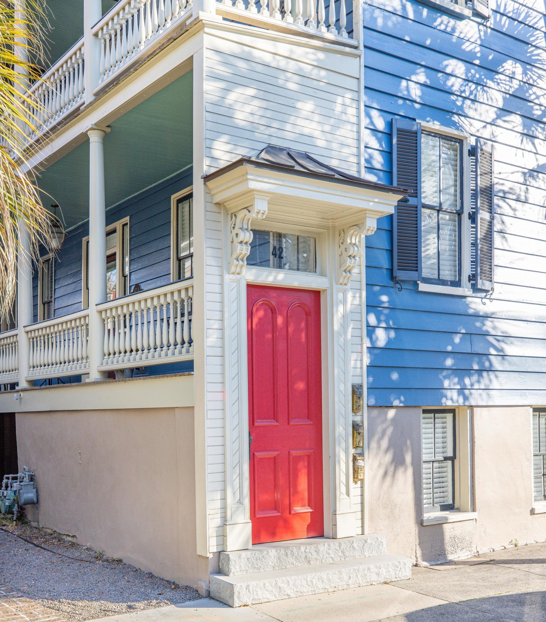 42 Vanderhorst Street UNIT B Charleston, SC 29403