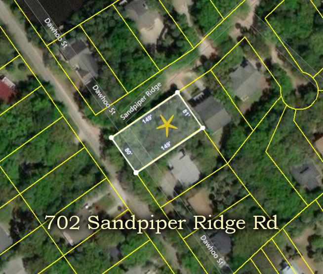702 Sandpiper Road Edisto Island, SC 29438
