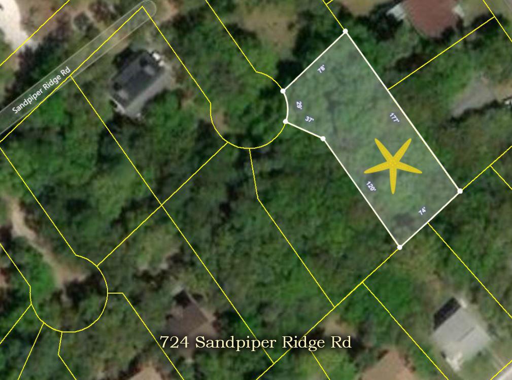 724 Sandpiper Road Edisto Island, SC 29438