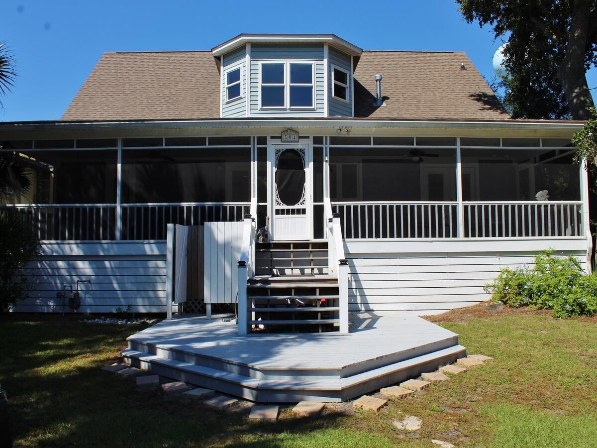 504 E Ashley Avenue Folly Beach, SC 29439