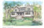 Somerset Cottage plan, ARC approved NHC plan, 3,338 sq. ft. 4/5 brs, 4 1/2