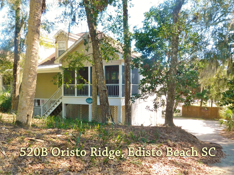 520 Oristo Ridge UNIT B Edisto Beach, SC 29438