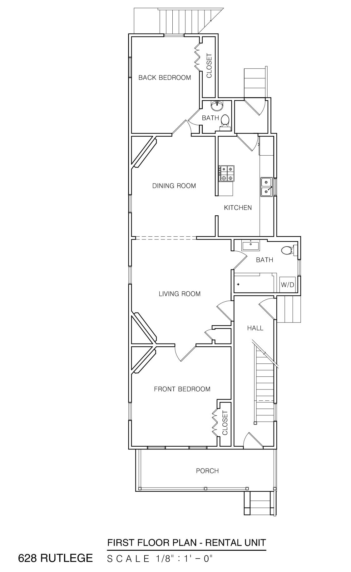 North Central Homes For Sale - 628 Rutledge, Charleston, SC - 15