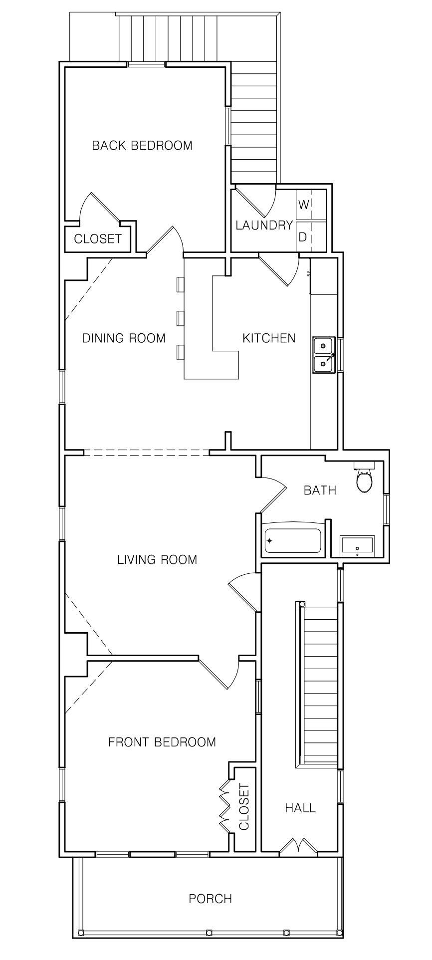 North Central Homes For Sale - 628 Rutledge, Charleston, SC - 14