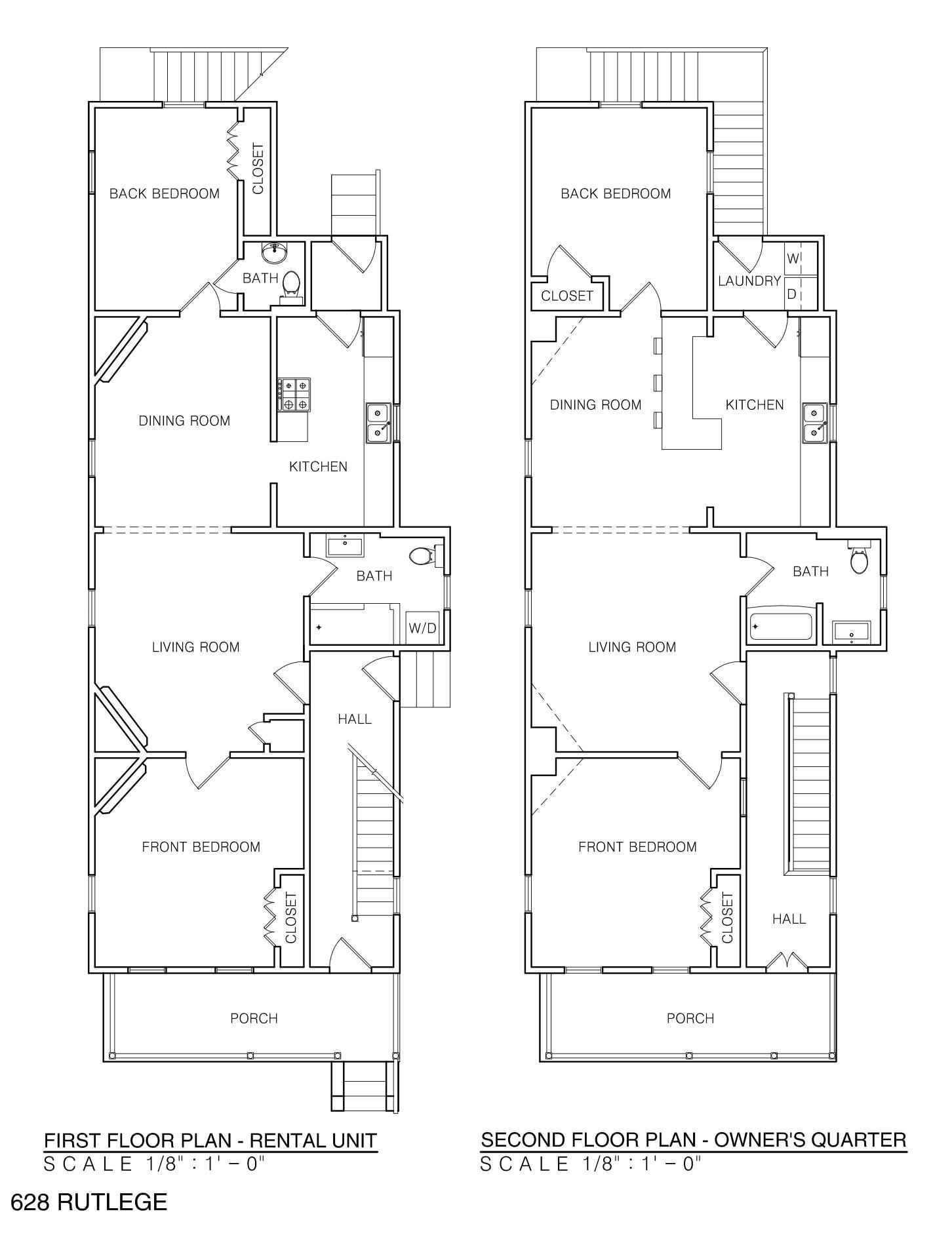 North Central Homes For Sale - 628 Rutledge, Charleston, SC - 13