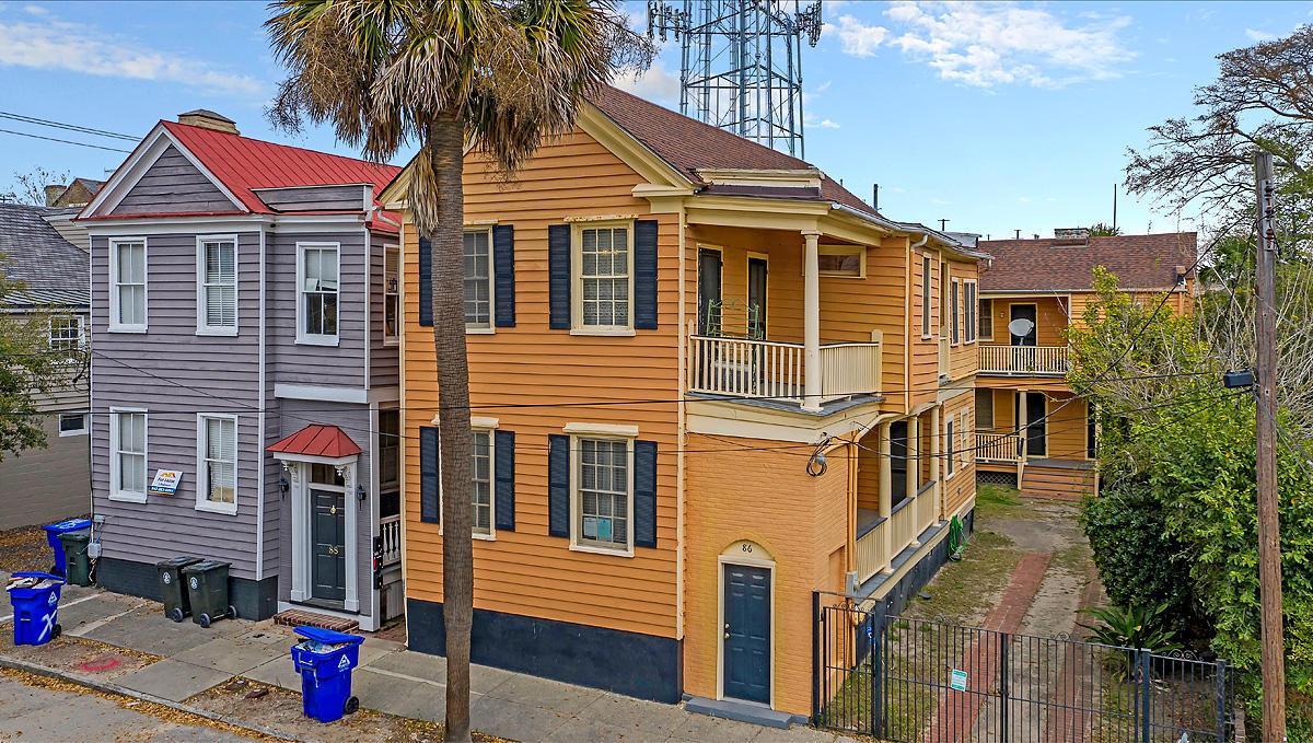 84 Alexander Street UNIT 84 & 86 Charleston, SC 29403