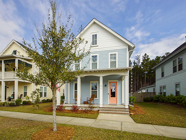 614 Long Meadow Street Summerville, SC 29486