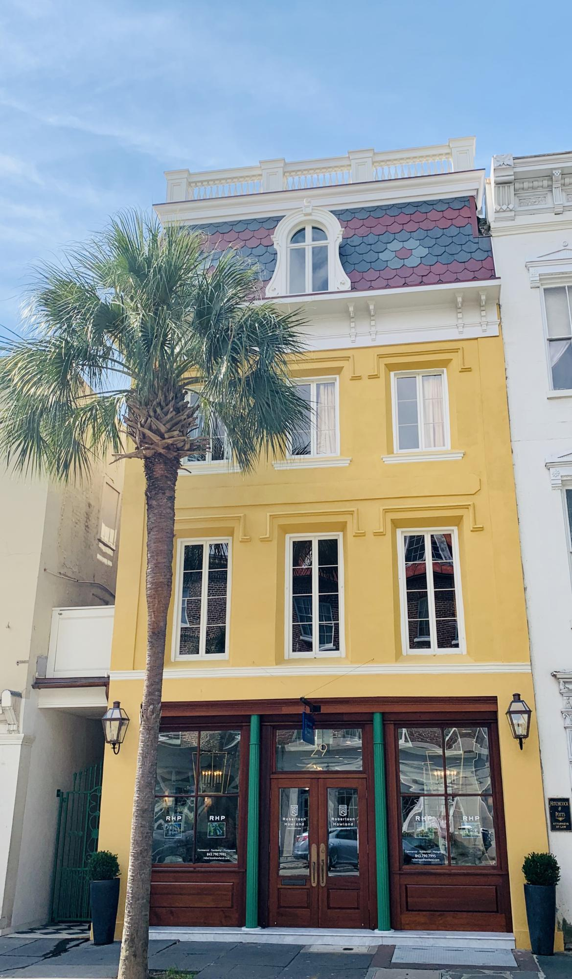 29 Broad Street Charleston, SC 29401
