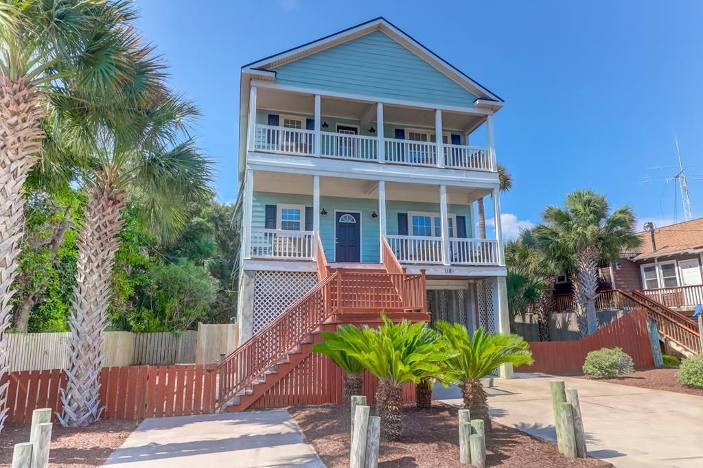 118 W Ashley Avenue Folly Beach, SC 29439