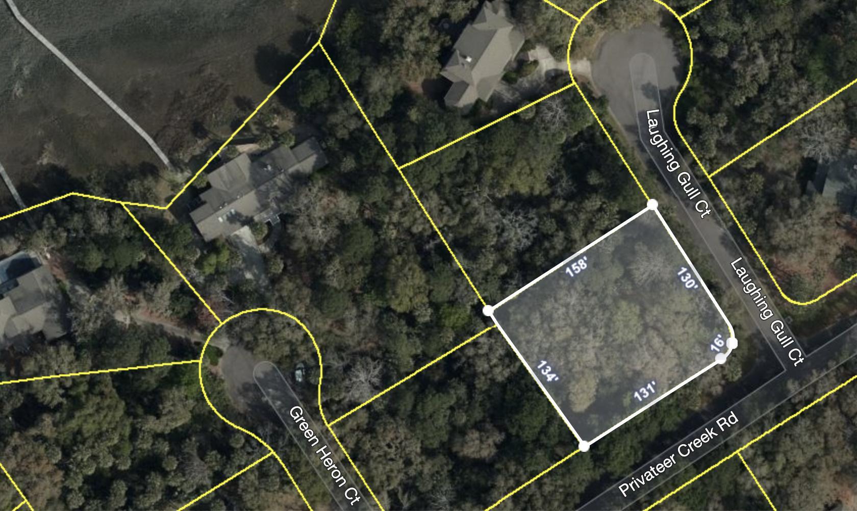 Seabrook Island Lots For Sale - 3137 Privateer Creek, Seabrook Island, SC - 0