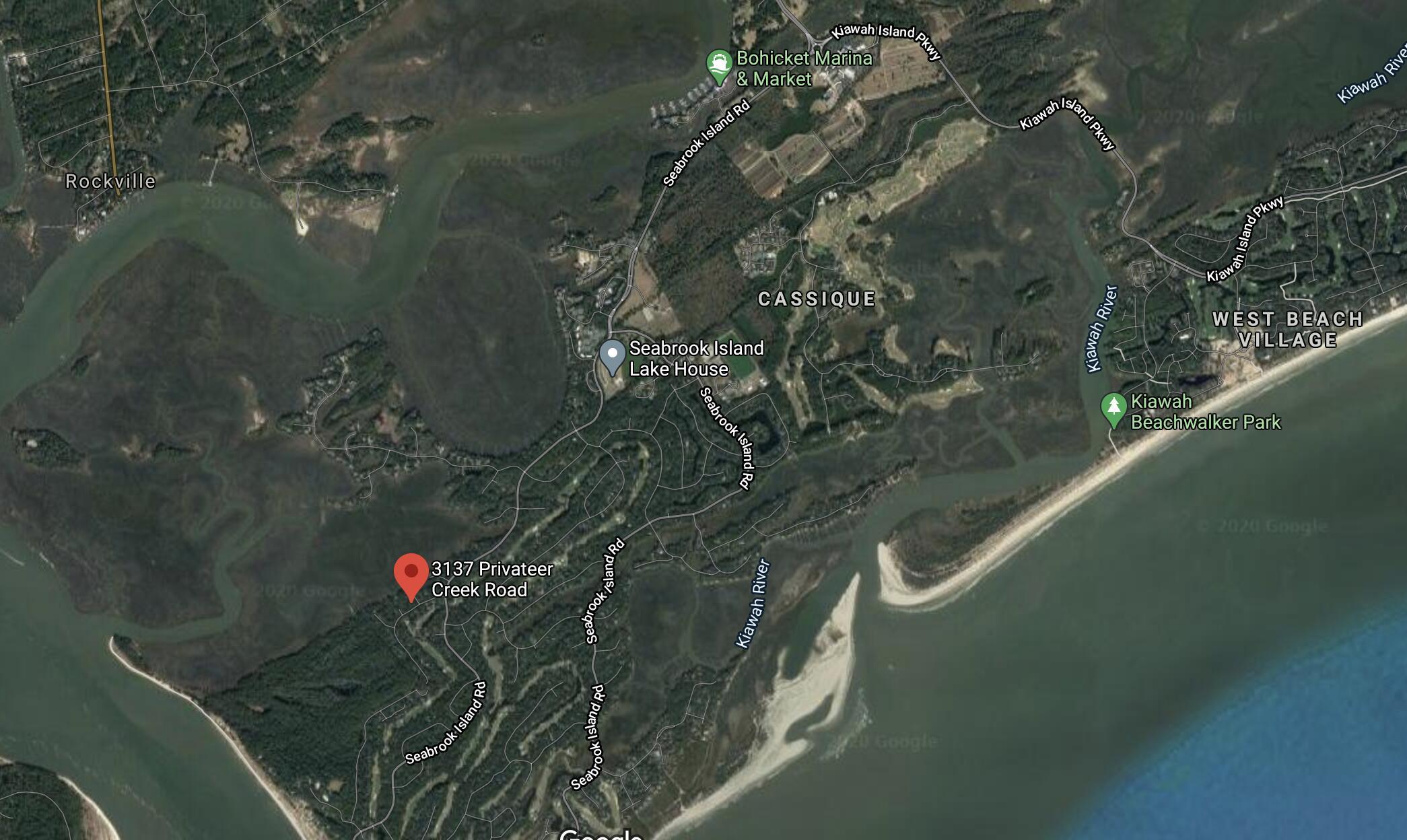 Seabrook Island Lots For Sale - 3137 Privateer Creek, Seabrook Island, SC - 4