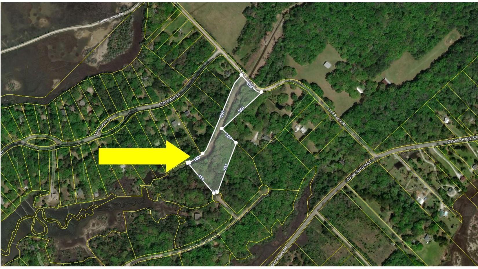 915 Whooping Island Creek Drive Edisto Island, SC 29438