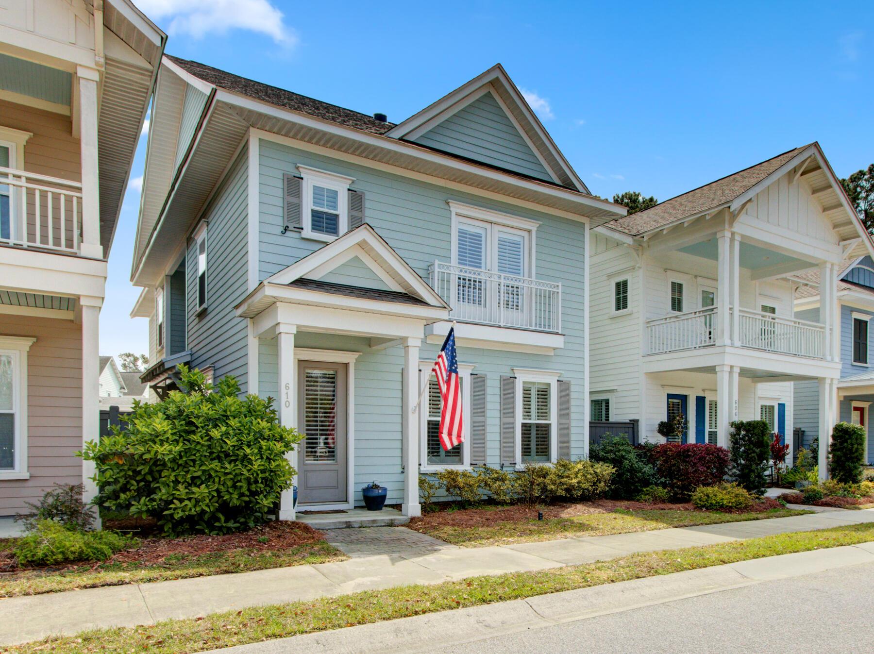 Moultrie Park Homes For Sale - 610 Ellingson, Mount Pleasant, SC - 26