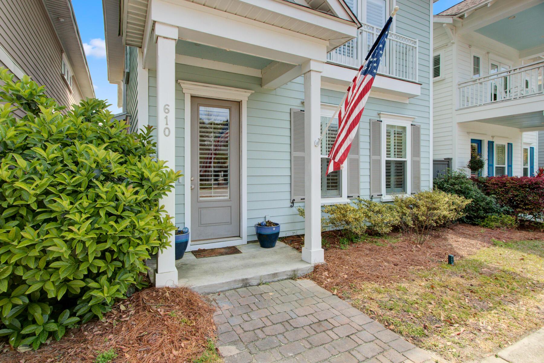 Moultrie Park Homes For Sale - 610 Ellingson, Mount Pleasant, SC - 25