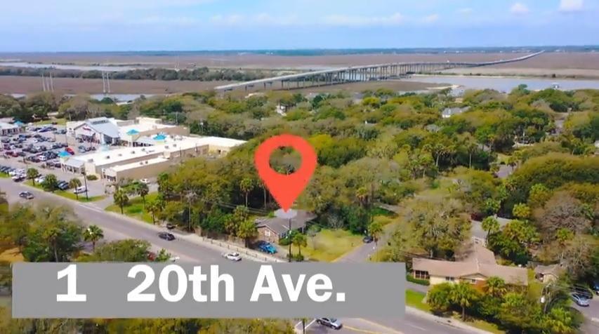 1 20th Avenue Isle Of Palms, SC 29451