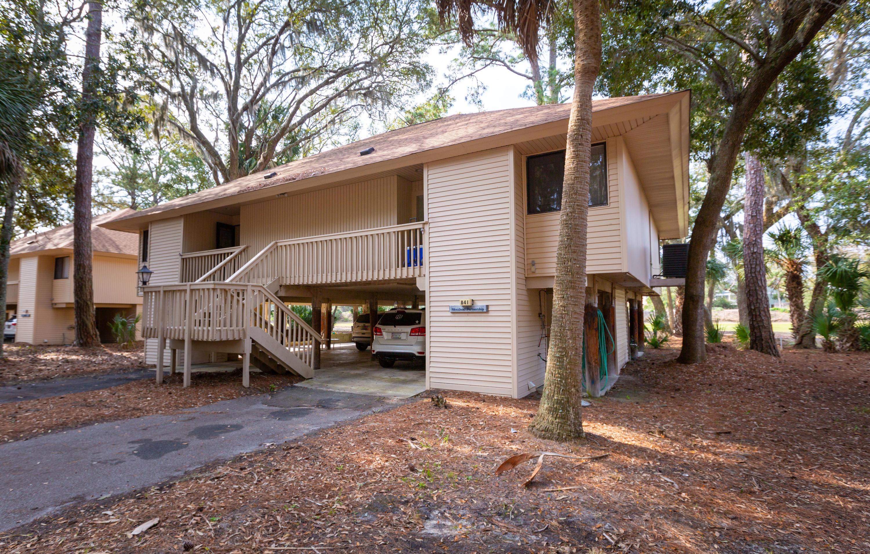 841 Club Cottage Road UNIT Share #12 Edisto Island, SC 29438
