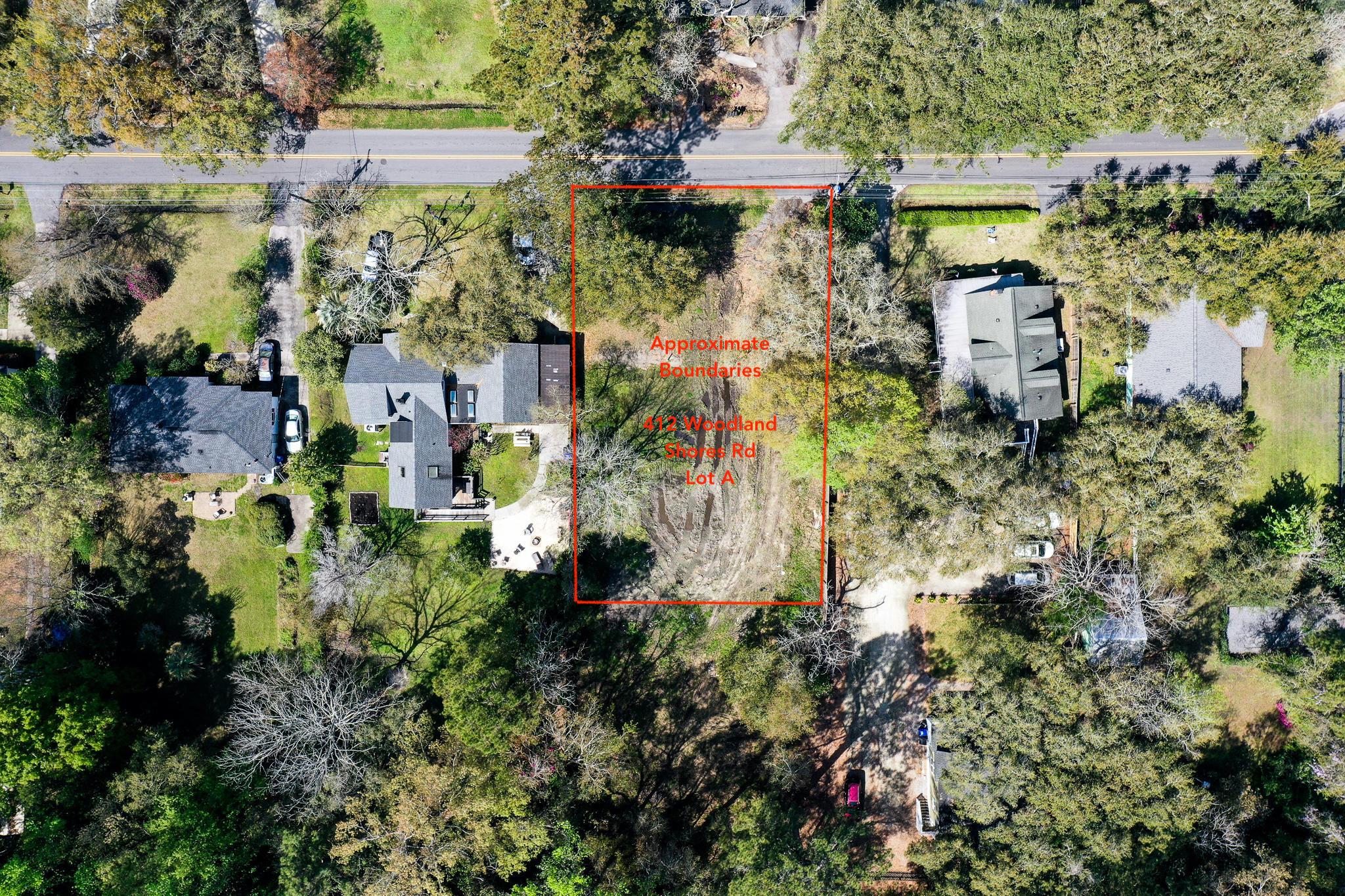 412 Woodland Shores Road Charleston, SC 29412