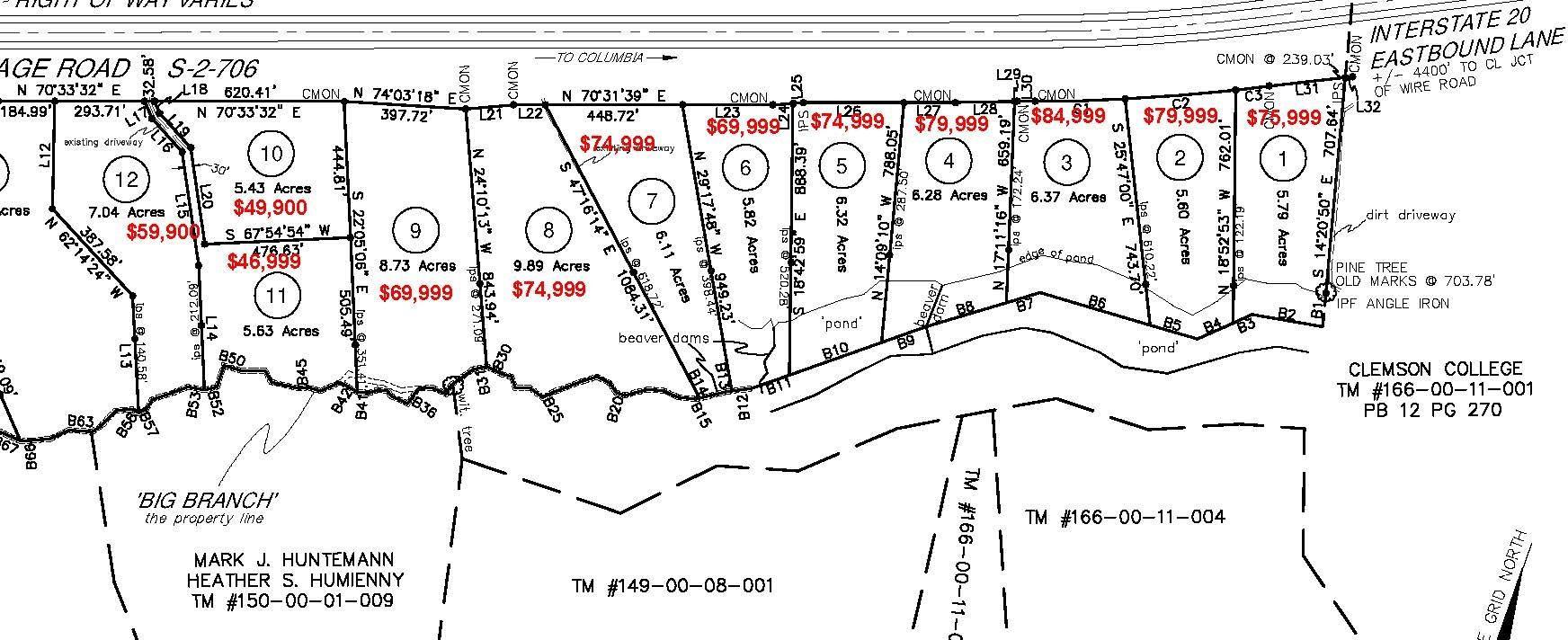 400 E Frontage Road Aiken, SC 29805