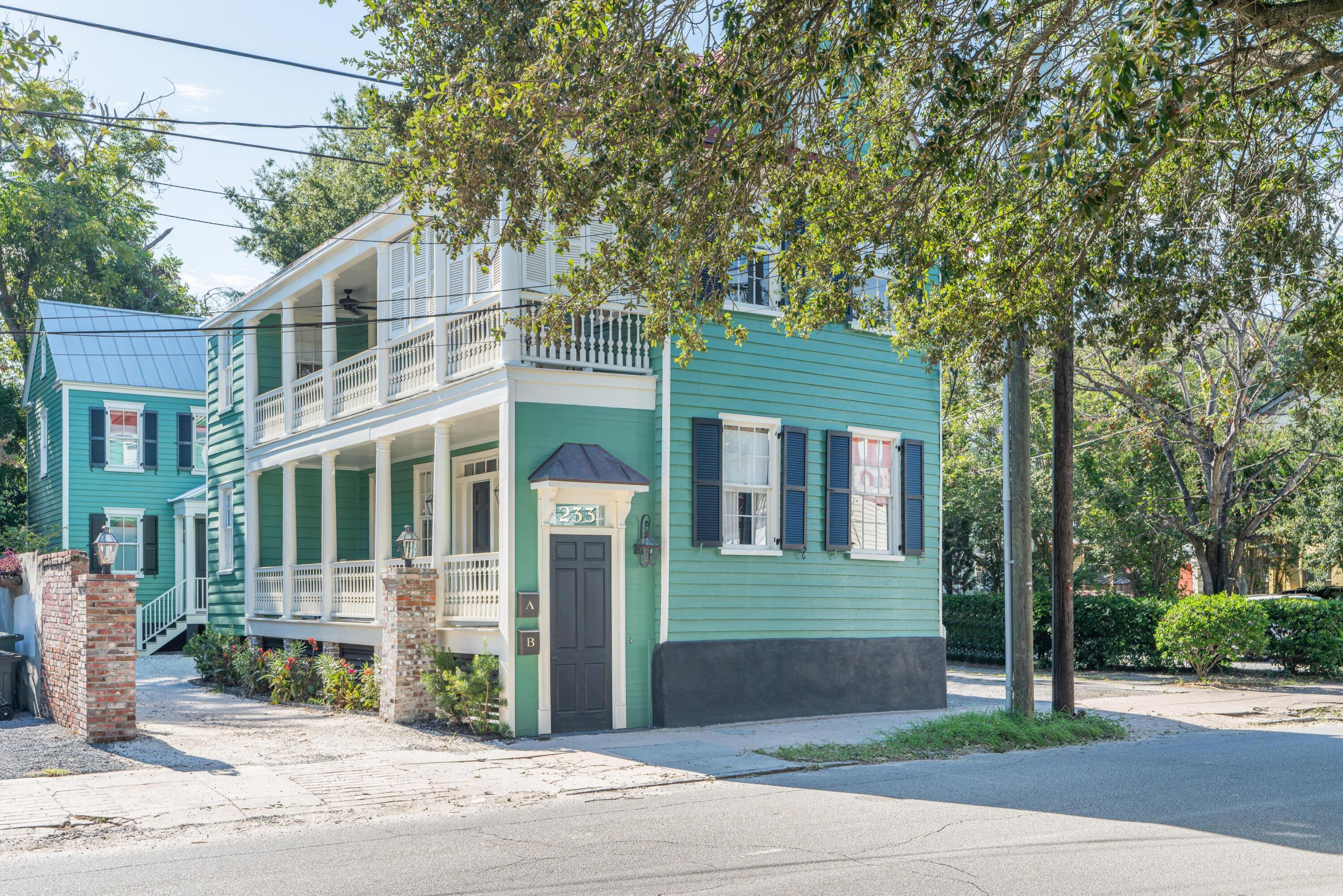 233 Ashley Avenue UNIT A & B Charleston, SC 29403