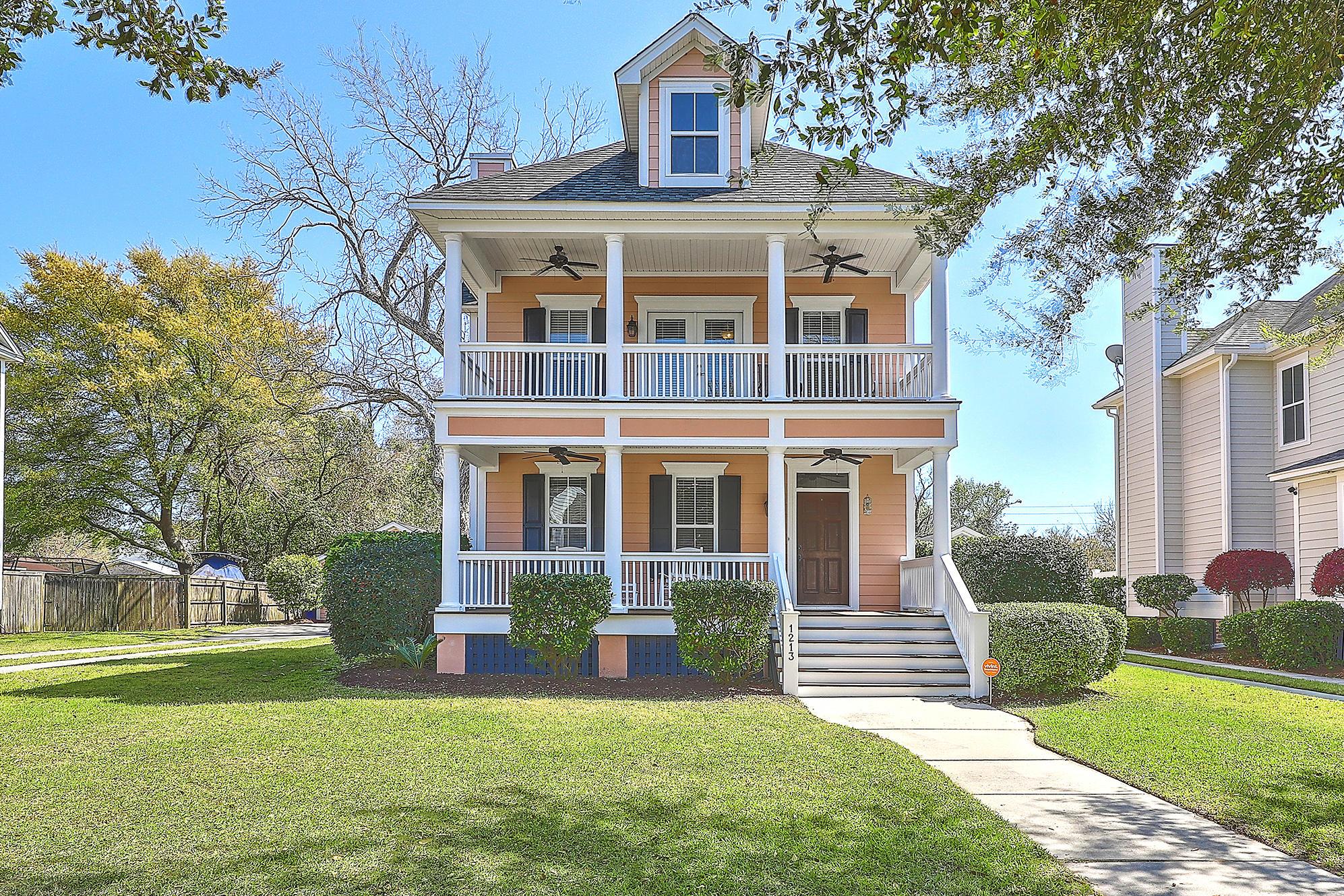 1213 Hepburn Street Charleston, SC 29412