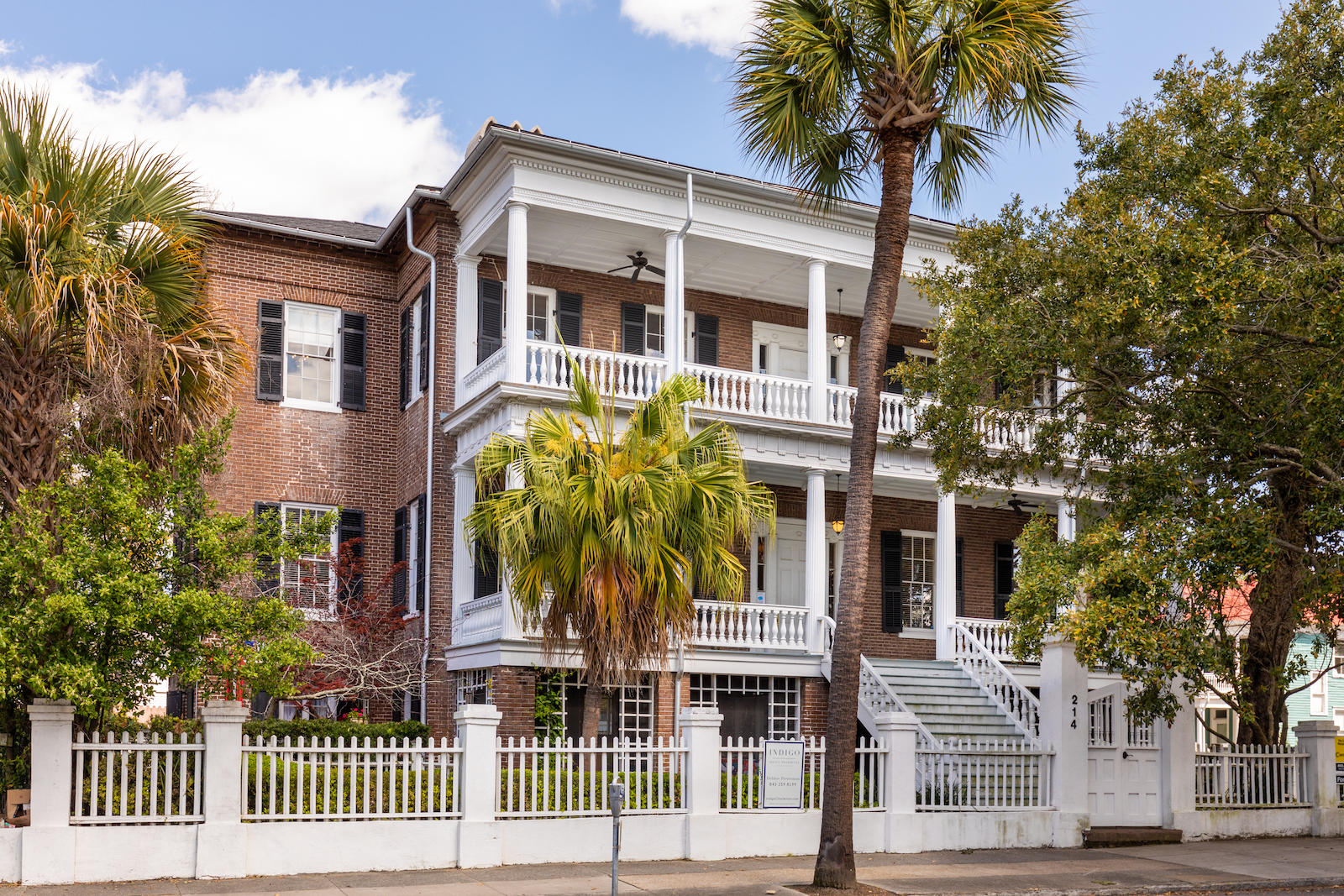 214 Calhoun Street UNIT #3 Charleston, SC 29401