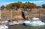 Floating Dock at low tide