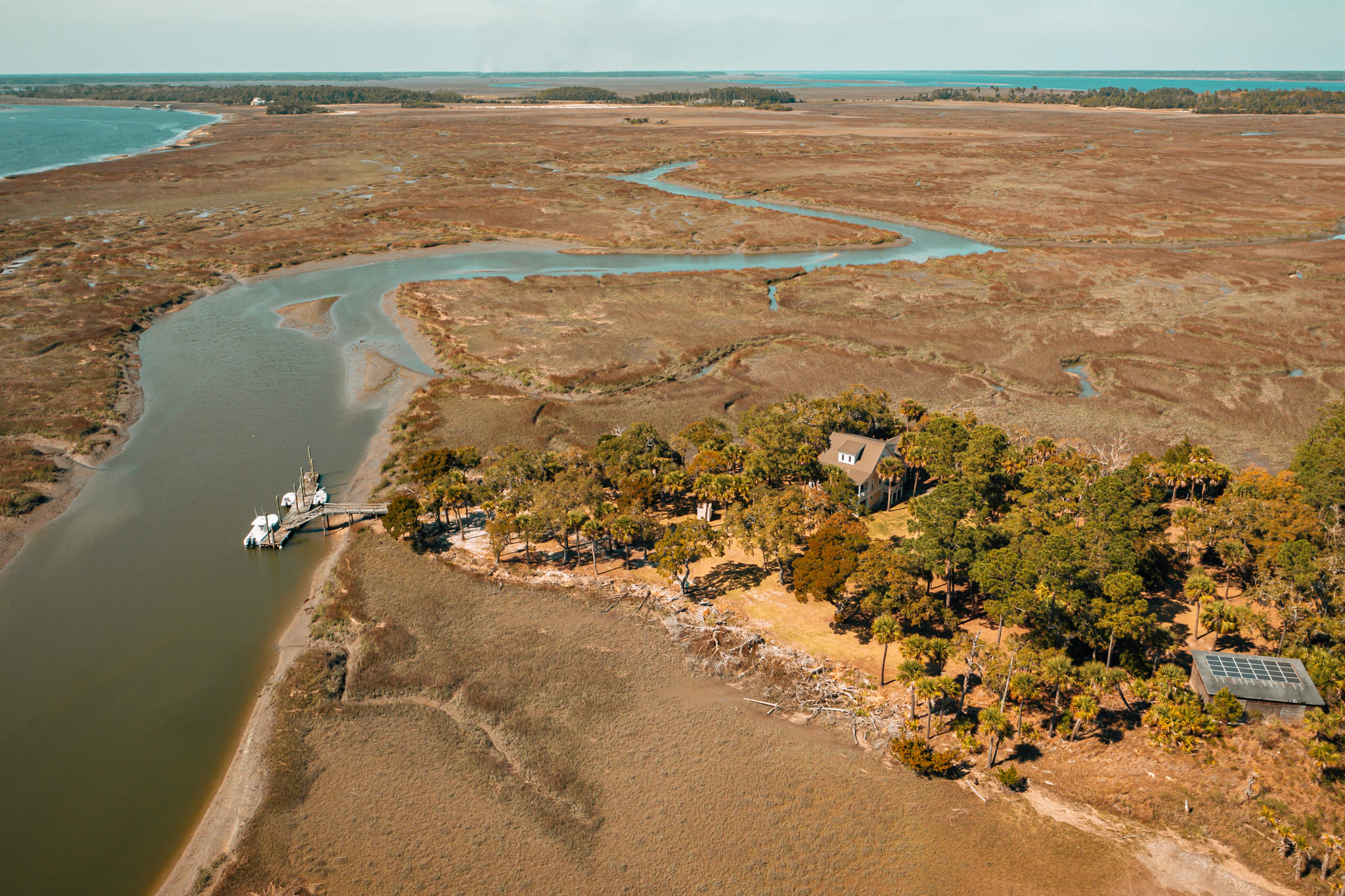 Rose Island Port Royal, SC 29935
