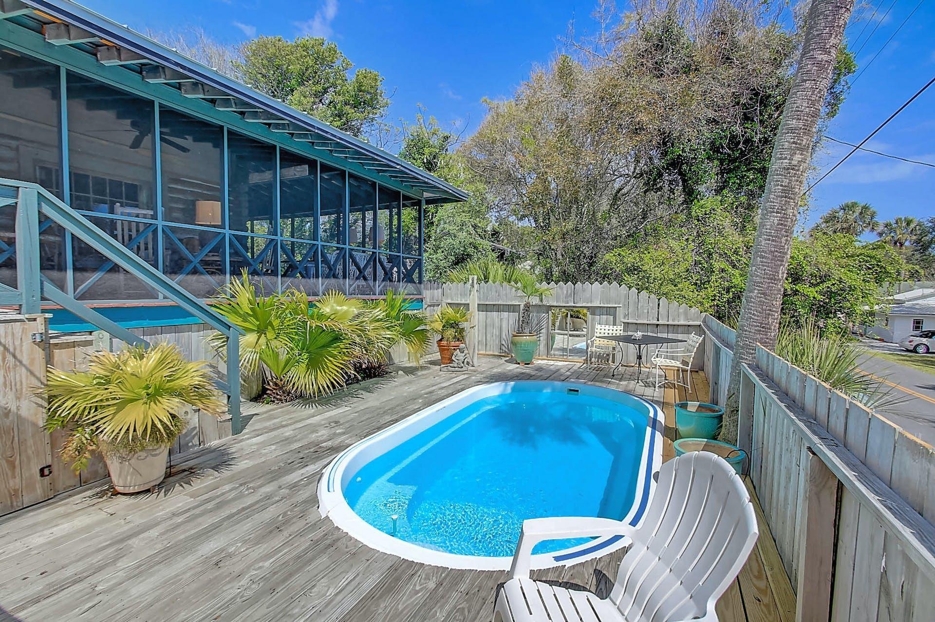 Folly Beach Homes For Sale - 306 Cooper, Folly Beach, SC - 0