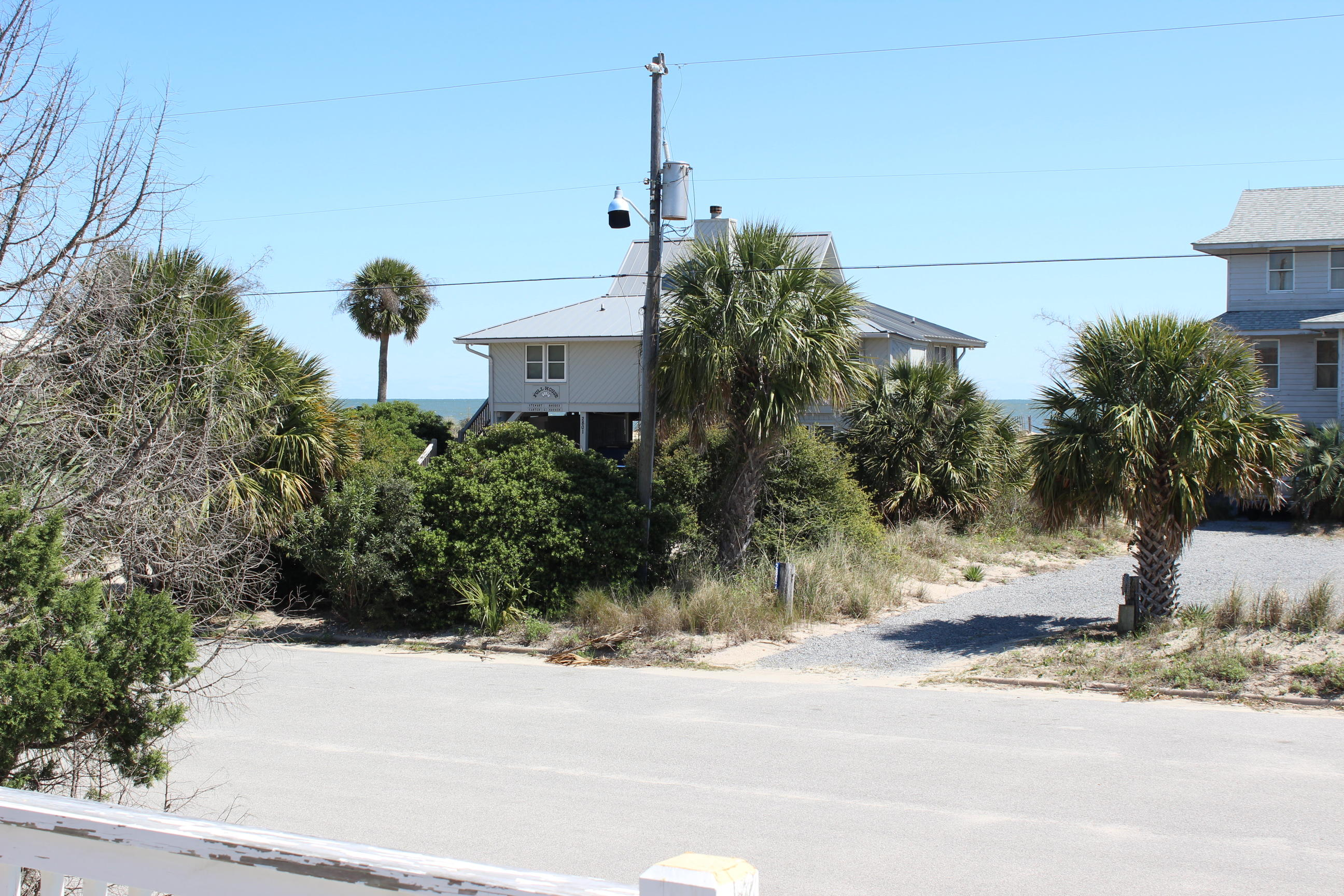 2804 Palmetto Boulevard Edisto Beach, SC 29438