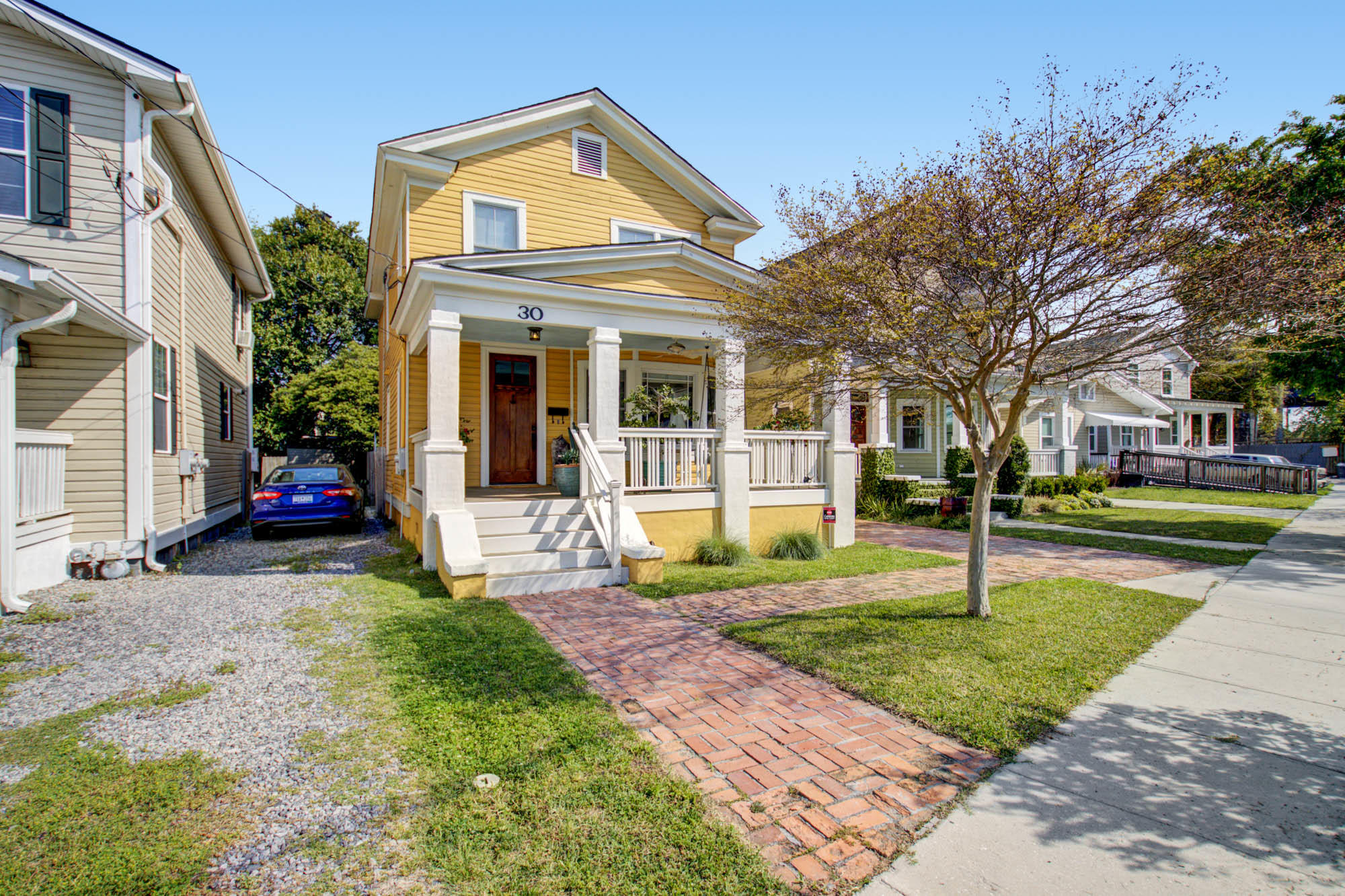 30 Maple Street Charleston, SC 29403