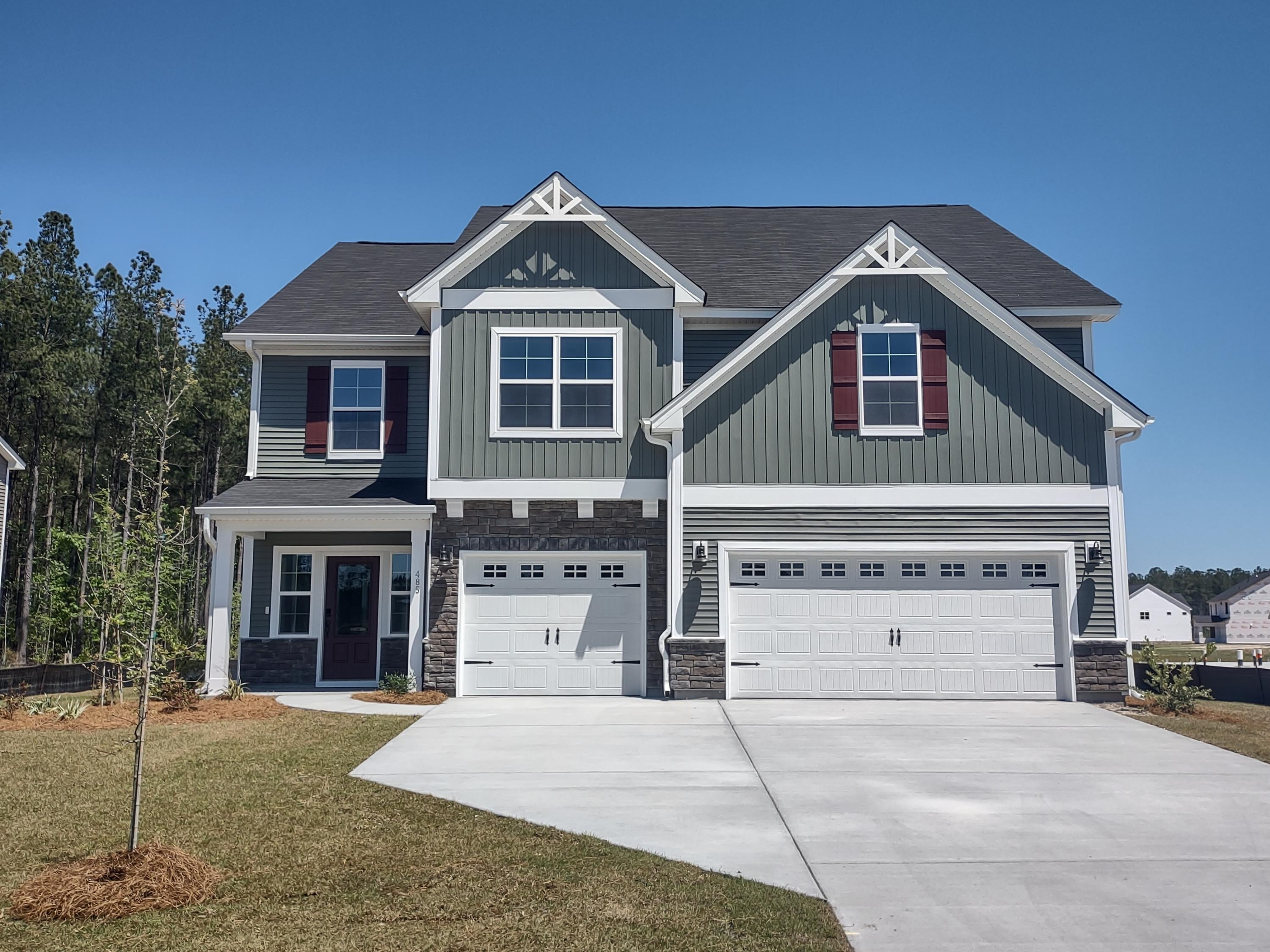 485 Rowley Lane Summerville, SC 29486