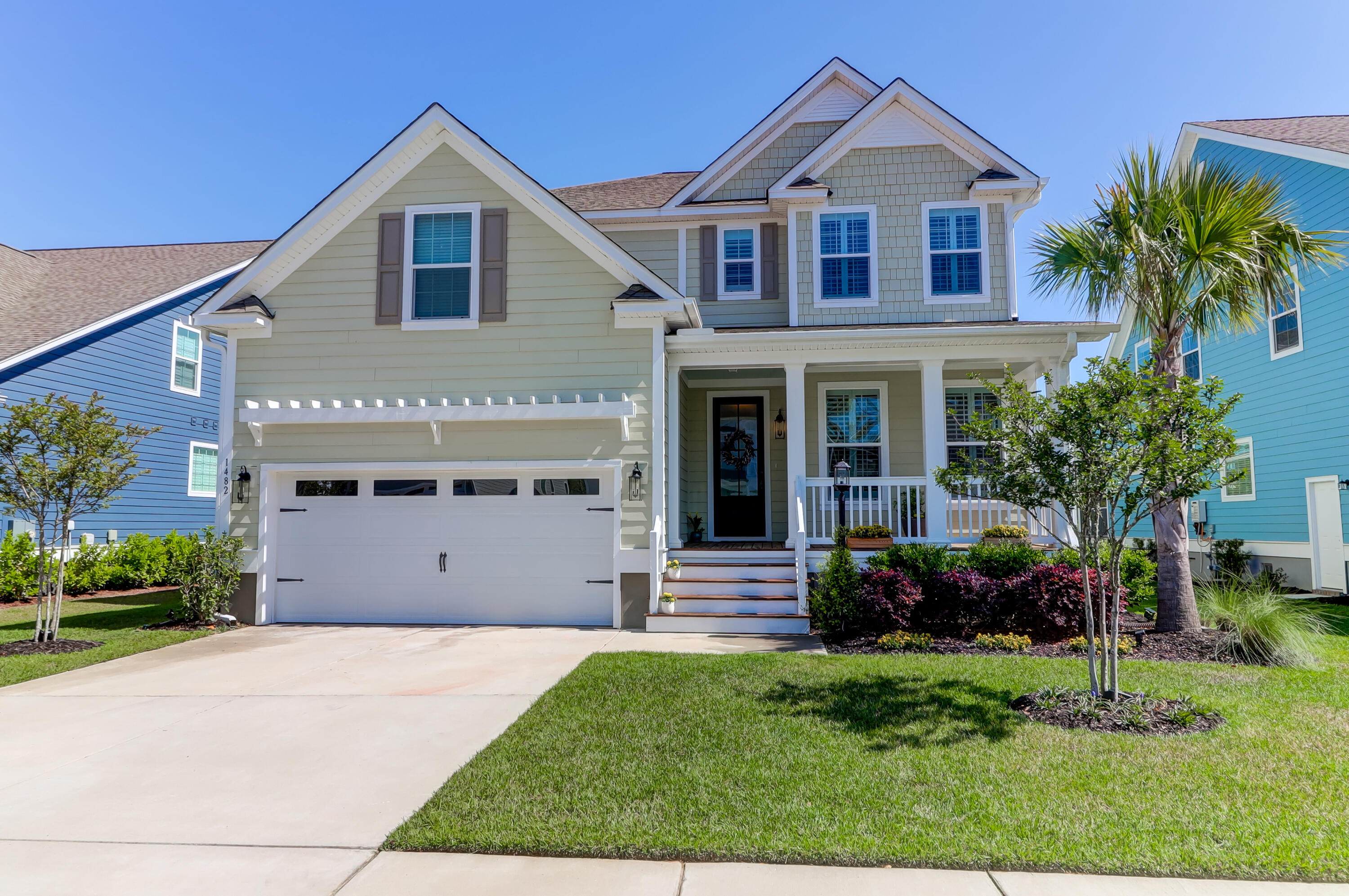 1482 Brightwood Drive Mount Pleasant, SC 29466