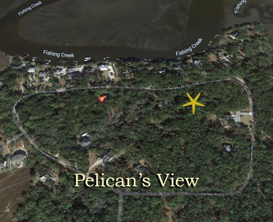 8927 Palmetto Road Edisto Island, SC 29438