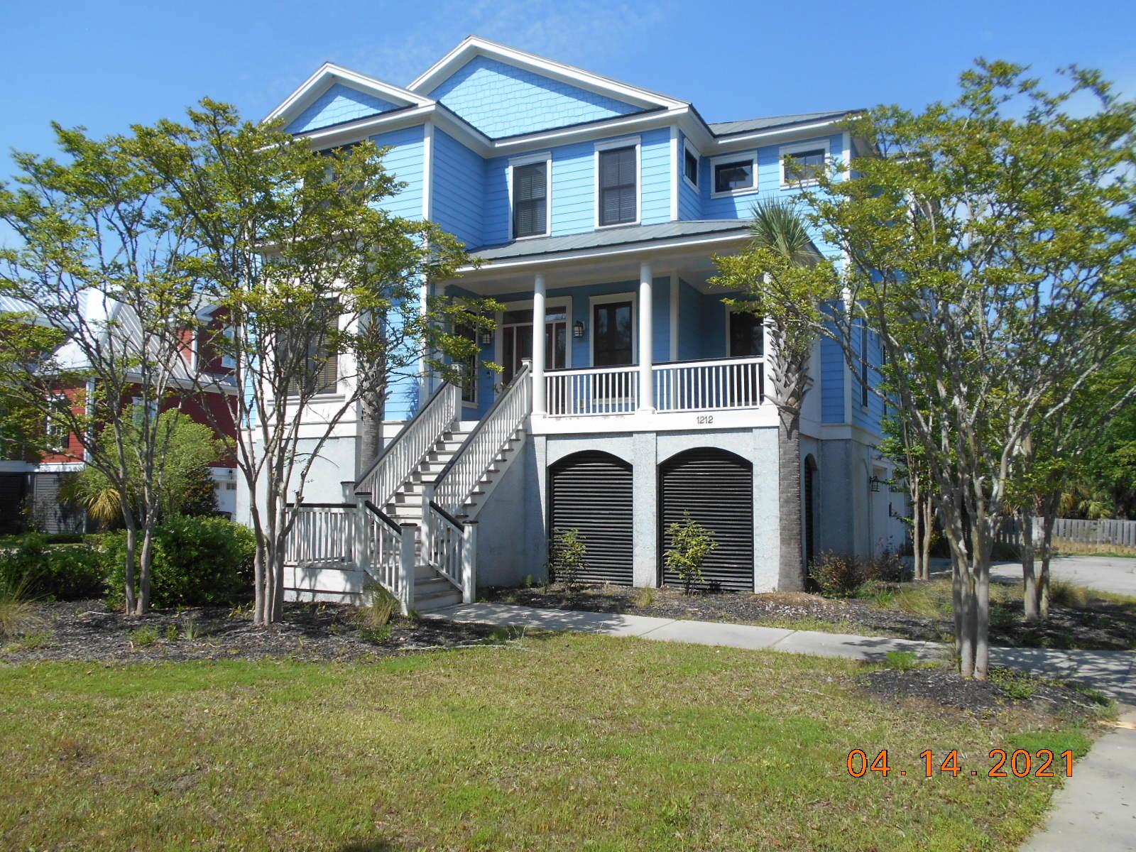 Beresford Creek Landing Homes For Sale - 1212 Winding Creek, Charleston, SC - 2