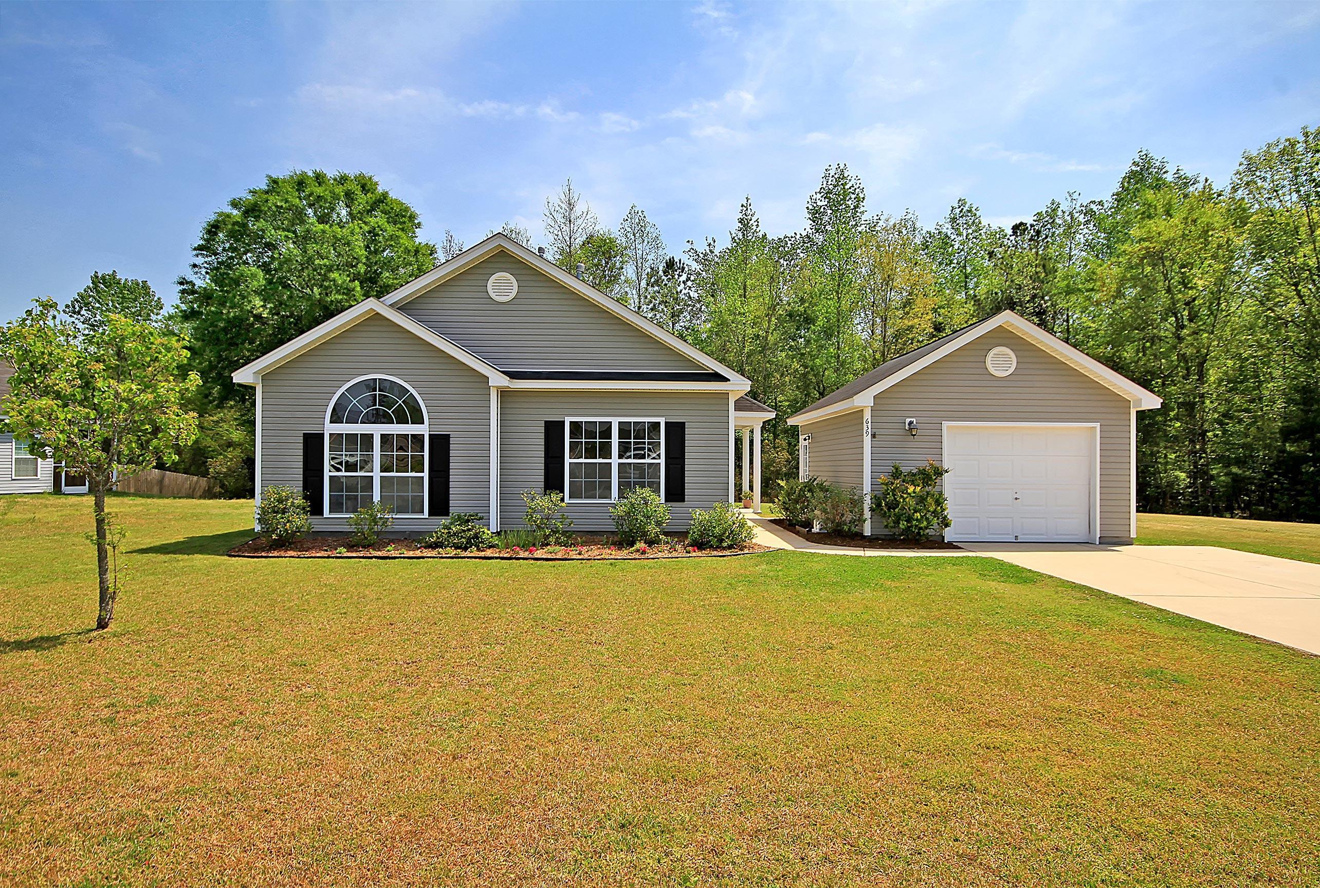 639 Savannah River Drive Summerville, SC 29485