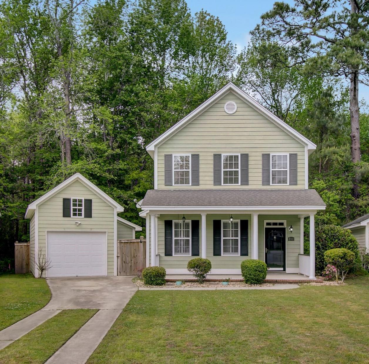 2965 Split Hickory Court Johns Island, SC 29455