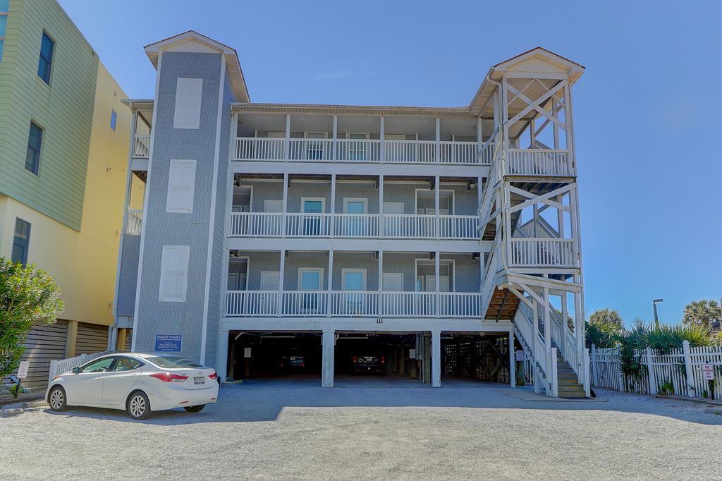 Seaside Villas I Homes For Sale - 111 Arctic, Folly Beach, SC - 27