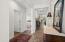 Oversized foyer