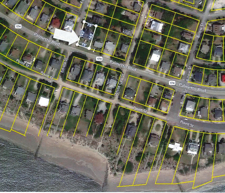 3007 Palmetto Boulevard Edisto Beach, SC 29438