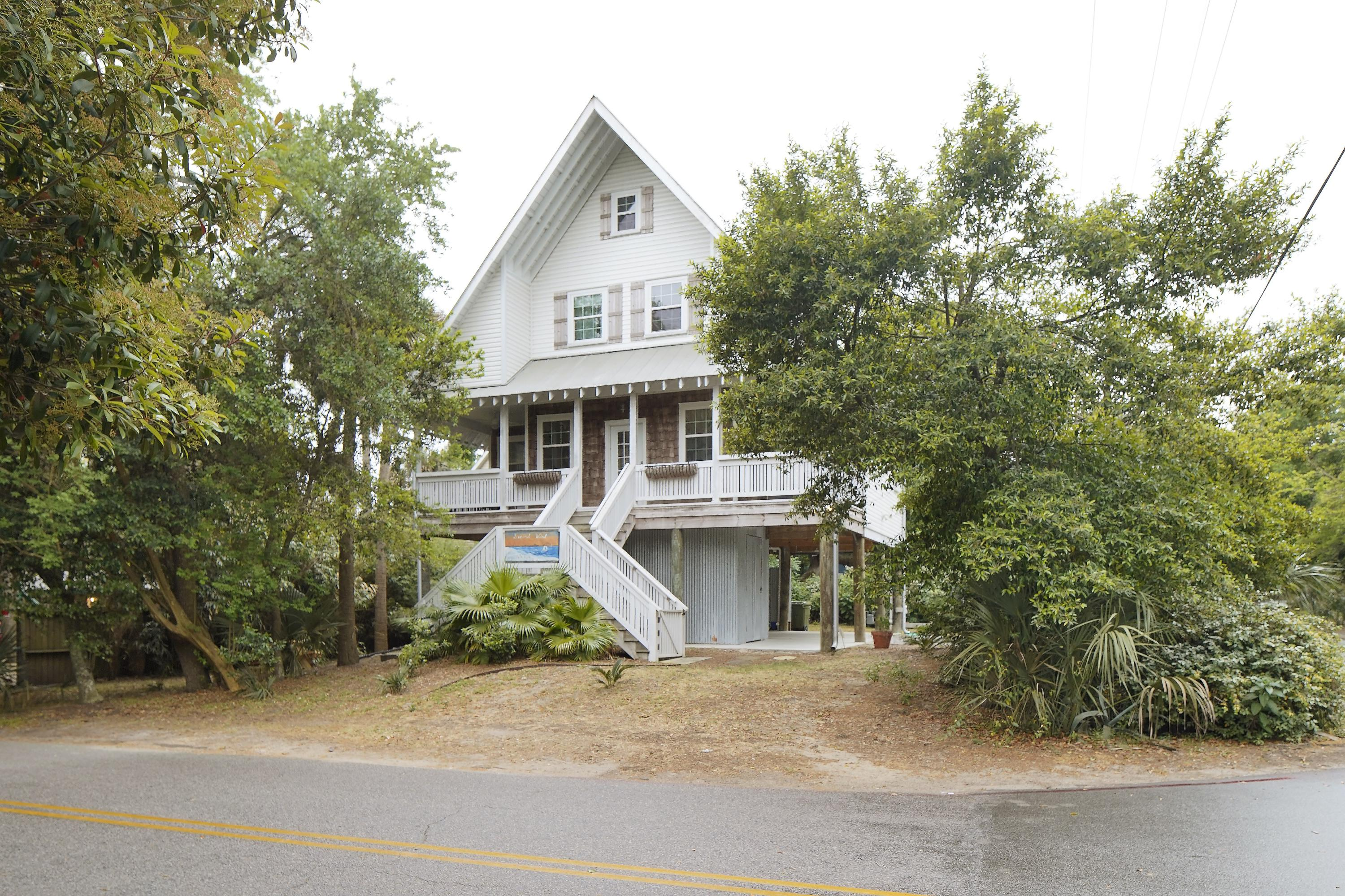 119 E Hudson Ave Avenue Folly Beach, SC 29439