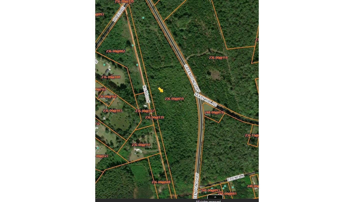 Greenpond Highway Walterboro, SC 29488