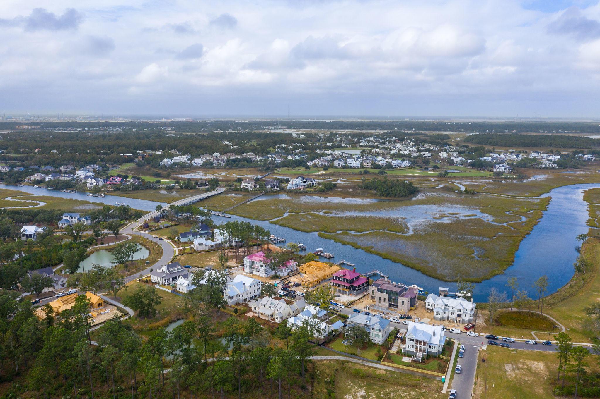Daniel Island Lots For Sale - 229 Captain Goddard, Charleston, SC - 59