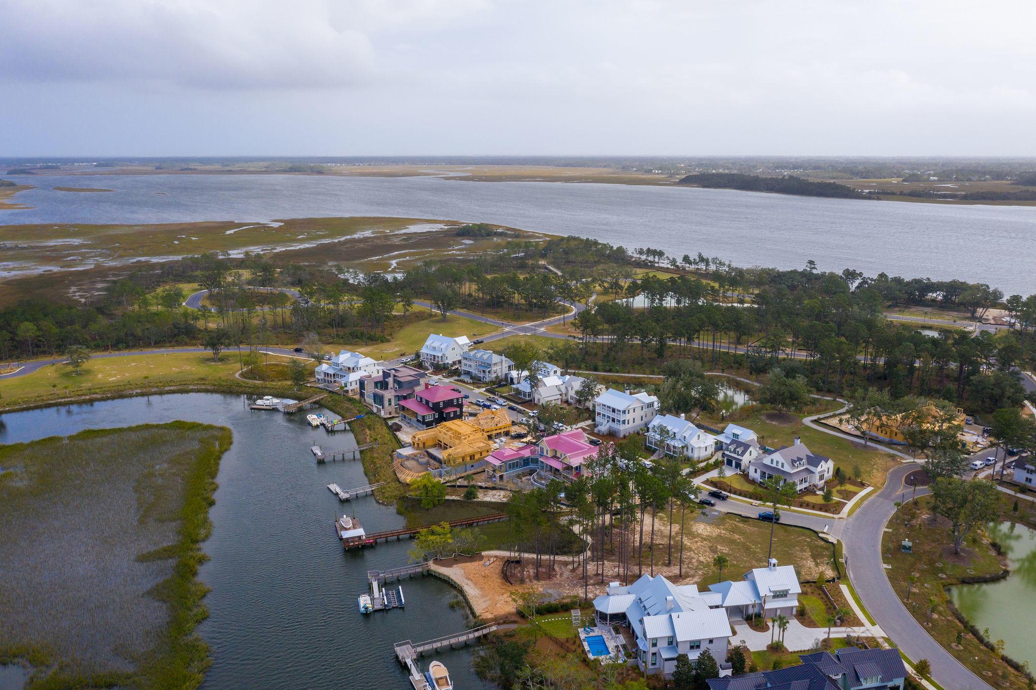 Daniel Island Lots For Sale - 229 Captain Goddard, Charleston, SC - 58